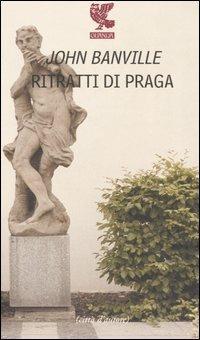Ritratti di Praga - John Banville - copertina