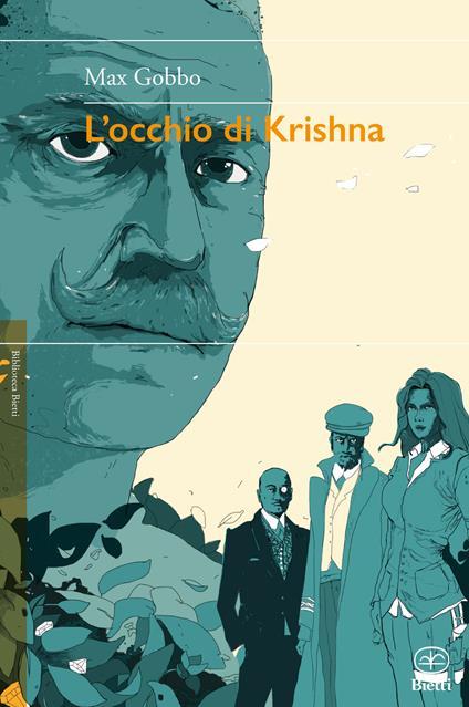 L' occhio di Krishna - Max Gobbo - copertina