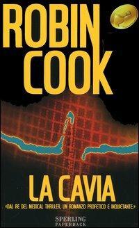 La cavia - Robin Cook - copertina