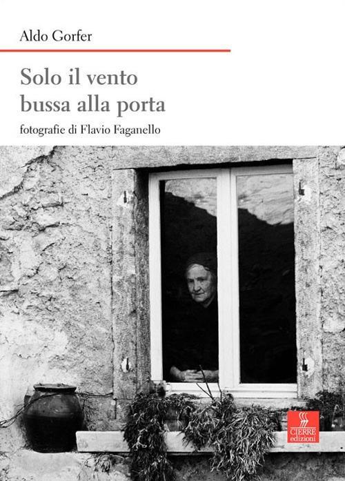 Solo il vento bussa alla porta - Aldo Gorfer - copertina