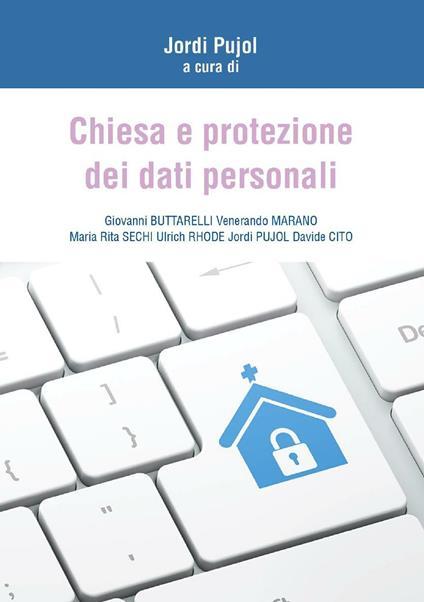 Chiesa e protezione dei dati personali - Jordi Pujol Soler - ebook
