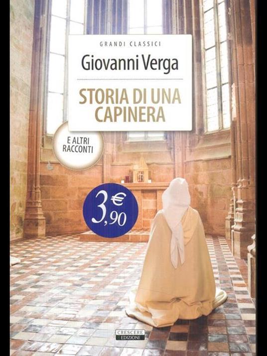 Storia di una capinera e altri racconti. Ediz. integrale - Giovanni Verga - 4