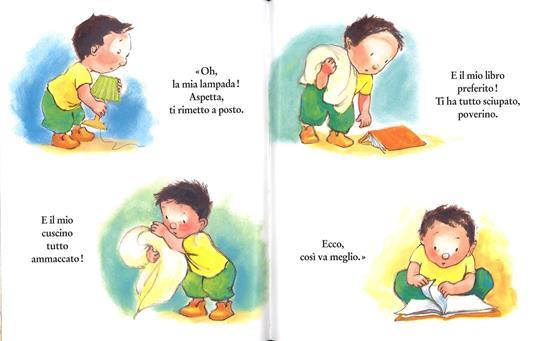 Che rabbia! Ediz. illustrata - Mireille D'Allancé - 6