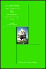 Le politiche locali nella provincia di Pisa. Crsi della finanza locale, europeizzazione e ridefinizione dei margini operativi di una provincia toscana