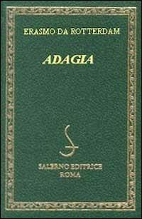 Adagia. Testo latino e italiano - Erasmo da Rotterdam - 3