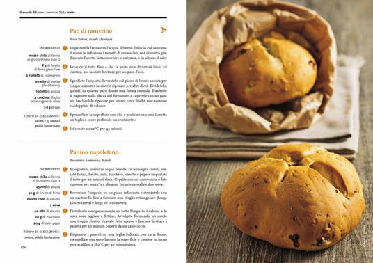 Il mondo del pane. Il libro per conoscerlo, sceglierlo, farlo in casa. Nuova ediz. - 5