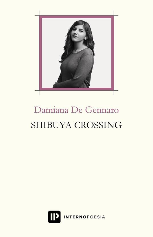 Shibuya crossing - Damiana De Gennaro - copertina