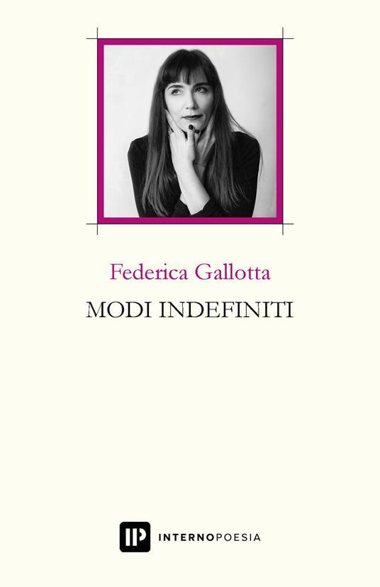 Modi indefiniti - Federica Gallotta - copertina