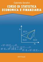 Corso di statistica economia e finanziaria