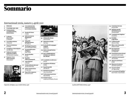 Avanti popolo! Il Partito comunista italiano raccontato dai giornali di tutto il mondo - 2