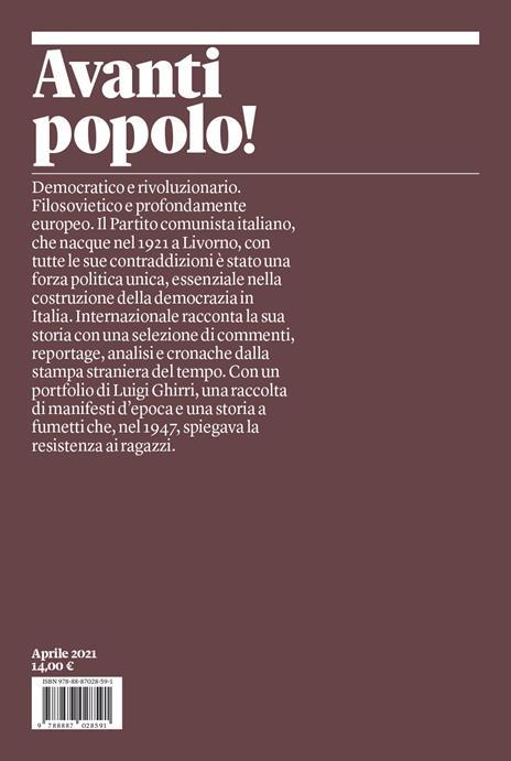 Avanti popolo! Il Partito comunista italiano raccontato dai giornali di tutto il mondo - 7