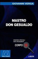 Mastro don Gesualdo. Ediz. per ipovedenti