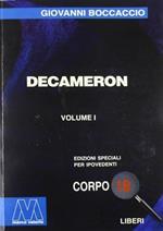 Il Decameron. Ediz. per ipovedenti