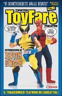 Twisted toyfare theatre. Il tragicomico teatrino dei giocattoli. Vol. 1 - copertina