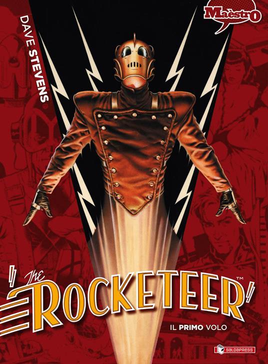 The Rocketeer. Vol. 1: primo volo, Il. - Dave Stevens - copertina