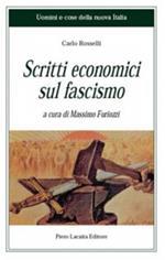 Scritti economici sul fascismo