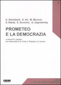 Prometeo e la democrazia - copertina