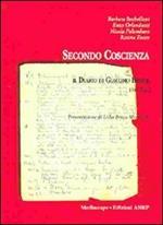 Secondo coscienza. Il diario di Giacomo Brisca 1943-1944