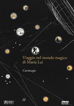 Curiosape. Viaggio nel mondo magico di Maria Lai. DVD. Con gadget. Con serigrafia