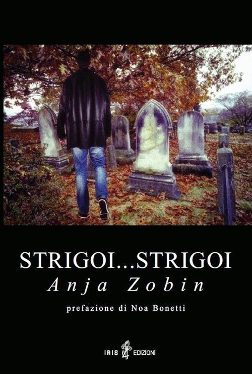 Strigoi... strigoi - Anja Zobin - copertina