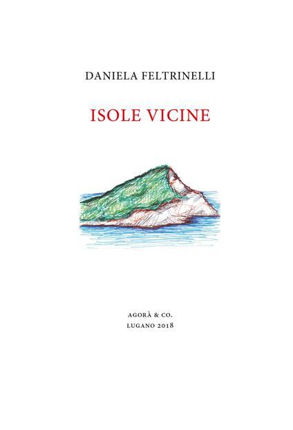 Isole vicine - Daniela Feltrinelli - copertina