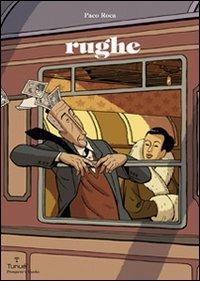 Rughe - Paco Roca - copertina
