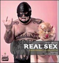 Real sex - Sergio Messina - copertina