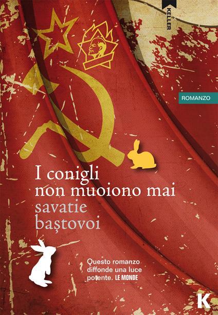 I conigli non muoiono mai - Savatie Bastovoi - copertina