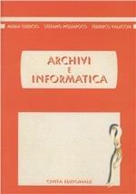 Archivi e informatica