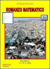 Romanzo matematico - Giuseppe Buonaiuto - copertina
