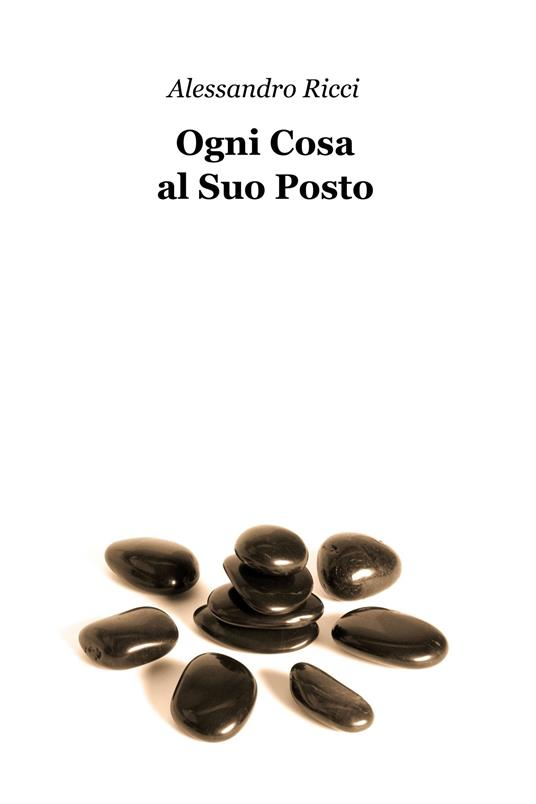 Ogni Cosa al Suo Posto - Alessandro Ricci - ebook