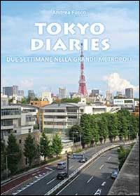 Tokyo diaries - Andrea Fusco - copertina