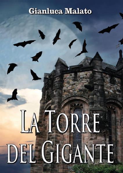La torre del gigante - Gianluca Malato - copertina
