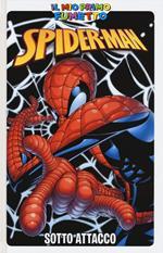 Sotto attacco. Spider-Man