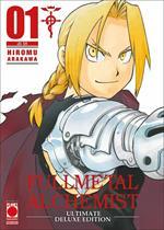 Fullmetal alchemist. Ultimate deluxe edition. Vol. 1
