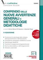 Compendio delle nuove avvertenze generali e metodologie didattiche. Con Contenuto digitale per accesso on line