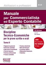 Manuale per commercialista ed esperto contabile. Vol. 2
