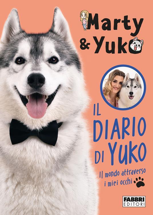 Il diario di Yuko. Il mondo attraverso i miei occhi - Marty&Yuko - copertina