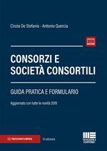 Consorzi e società consortili