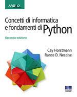 Concetti di informatica e fondamenti di Python