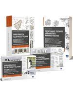 Kit per la preparazione all'esame di abilitazione: Guida pratica alla progettazione-Prontuario tecnico urbanistico amministrativo