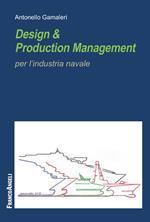 Design & production management per l'industria navale