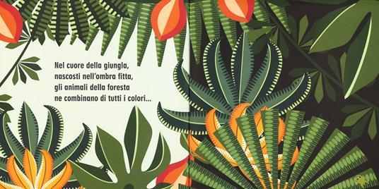 Amici della giungla. Ediz. illustrata. Con gadget - Madeleine Rogers - 2