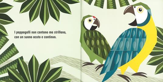 Amici della giungla. Ediz. illustrata. Con gadget - Madeleine Rogers - 3