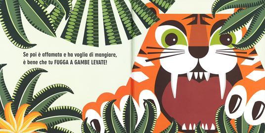 Amici della giungla. Ediz. illustrata. Con gadget - Madeleine Rogers - 5