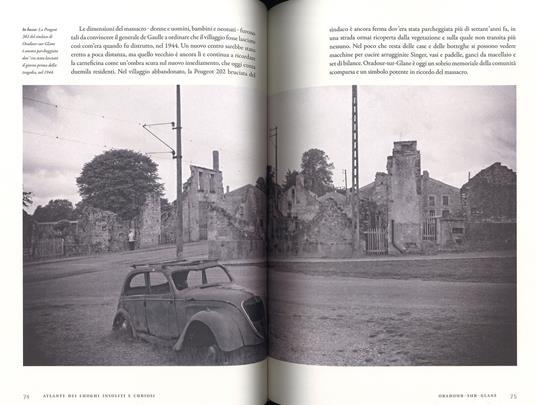 Atlante dei luoghi insoliti e curiosi - Alan Horsfield,Travis Elborough - 3