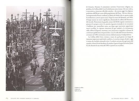Atlante dei luoghi insoliti e curiosi - Alan Horsfield,Travis Elborough - 5