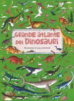Grande atlante dei dinosauri. Ediz. a colori