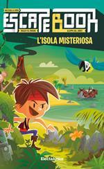 L' isola misteriosa. Escape book
