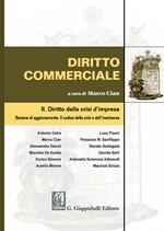 Diritto commerciale. Vol. 2: Diritto della crisi d'impresa.